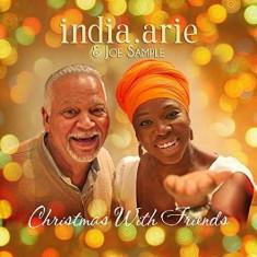 India.Arie - Christmas With Friends ( 1 CD ) - Muzica Sarbatori