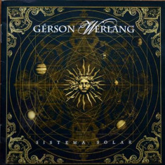 Gerson Werlang - Sistema Solar ( 1 CD ) - Muzica Rock