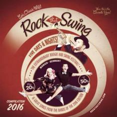 V/A - Rock That Swing-Festival ( 1 CD ) - Muzica Rock & Roll