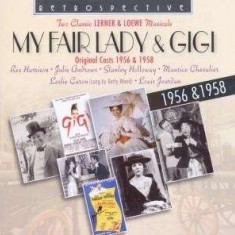 OST - My Fair Lady & Gigi ( 1 CD ) - Muzica Pop