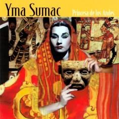 Yma Sumac - Princesa de Los Andes ( 1 CD )