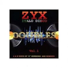 Artisti Diversi - ZYX Italo Disco: Doubles Vol. 1 ( 2 CD ) - Muzica Dance