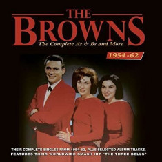 Browns - Complete As & Bs and.. ( 2 CD ) - Muzica Country