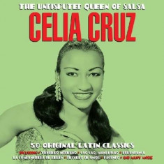 Celia Cruz - Undisputed Queen of Salsa ( 2 CD ) - Muzica Latino