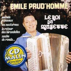Emile Prud'homme - Le Roi Du Musette ( 1 CD ) - Muzica Rock