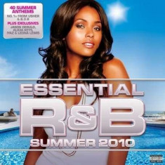 V/A - Essential R&B-Summer 2010 ( 2 CD ) - Muzica R&B