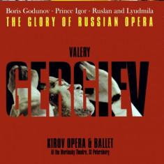 Kirov Ballet - Valery Gergiev - Glory of Russian Opera ( 6 DVD ) - Muzica Opera