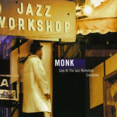Thelonious Monk - Live At The Jazz Workshop - Complete ( 2 CD ) - Muzica Jazz