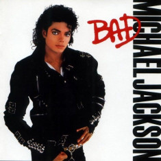 Michael Jackson - Bad ( 1 CD ) - Muzica Pop