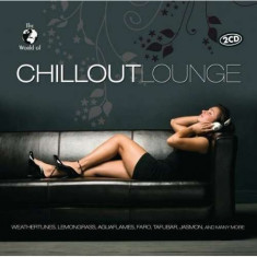 Artisti Diversi - World of Chillout Lounge ( 2 CD ) - Muzica Chillout