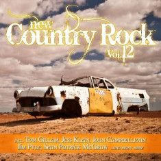 V/A - New Country Rock Vol.12 ( 1 CD ) - Muzica Country