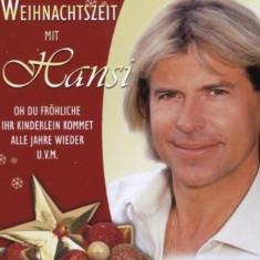 Hansi Hinterseer - Weihnachtszeit mit Hansi ( 1 CD ) - Muzica Sarbatori