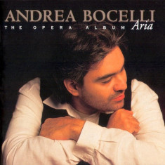 Andrea Bocelli - Aria: The Opera Album ( 1 CD ) - Muzica Opera