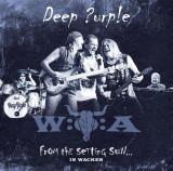 Deep Purple - From the Setting Sun in Wacken... ( 2 CD + 1 DVD )
