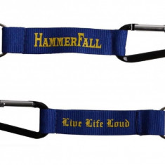 Lanyard Hammerfall - Live Life Loud