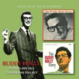 Buddy Holly - Buddy Holly Story 1 & 2 ( 1 CD ) - Muzica Rock & Roll
