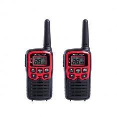 Aproape nou: Statie radio PMR portabila Midland XT10 set cu 2 buc. cod C1176