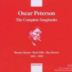 Oscar Peterson - Complete Songbooks =Box= ( 6 CD ) - Muzica Jazz