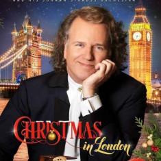Andre Rieu - Christmas Forever Live in London ( 1 DVD ) - Muzica Sarbatori