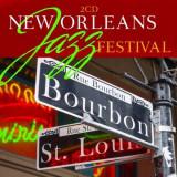 V/A - New Orleans Jazz Festival ( 2 CD )
