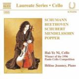 Hai- Ye Ni - Cellorecital ( 1 CD )