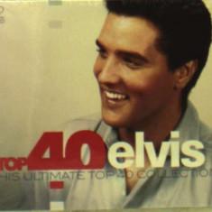 Elvis Presley - Top 40 - Elvis Presley ( 2 CD ) - Muzica Rock & Roll