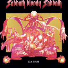 Black Sabbath - Sabbath Bloody Sabbath ( 1 VINYL + 1 CD ) - Muzica Rock