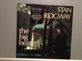 STAN RIDGWAY - THE BIG HEAT (1985/CBS REC/HOLLAND) - VINIL/VINYL/ROCK/IMPECABIL, Columbia