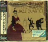 Modern Jazz Quartet - Shm-Fontessa -Ltd- ( 1 CD )