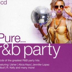 Artisti Diversi - Pure...R&B Party ( 4 CD ) - Muzica R&B