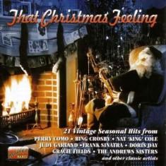 Artisti Diversi - That Christmas Feeling ( 1 CD ) - Muzica Sarbatori