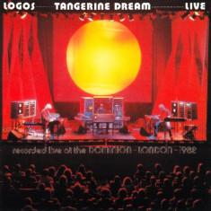 Tangerine Dream - Logos ( 1 CD ) - Muzica House