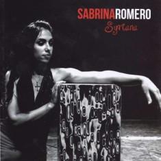 Sabrina Romero - Syriana ( 1 CD ) - Muzica Folk