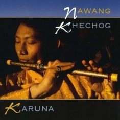 Nawang Khechog - Karuna ( 1 CD ) - Muzica Pop