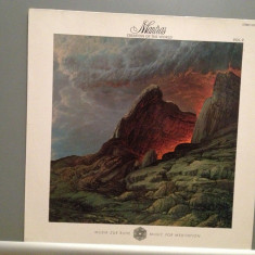 MANTRAS - CREATION ...by K.SCHULTZE (1985/POLYDOR REC/RFG) - Vinil/IMPECABIL(NM), universal records