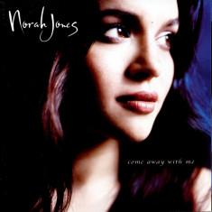 Norah Jones - Come Away with Me ( 1 VINYL ) - Muzica Corala