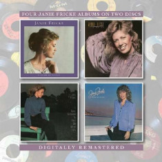 Janie Fricke - Singer of Songs/Love.. ( 2 CD ) - Muzica Country