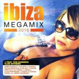 V/A - Ibiza Megamix 2016 ( 1 CD ) - Muzica Dance