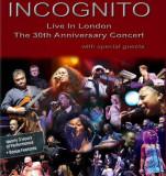 Incognito - Live In London The 30th Anniversary Concert ( 1 BLU-RAY )