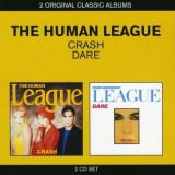 Human League - 2in1 (Crash/Dare) ( 2 CD ) - Muzica Pop