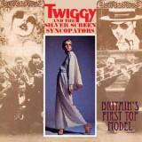 Twiggy - Britain's First Top Model ( 1 CD ) - Muzica Pop