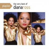 Diana Ross - Playlist: The Very Best of Diana Ross ( 1 CD ) - Muzica Pop