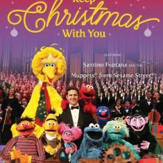 Mormon Tabernacle Choir - Keep Christmas With You ( 1 DVD ) - Muzica Sarbatori
