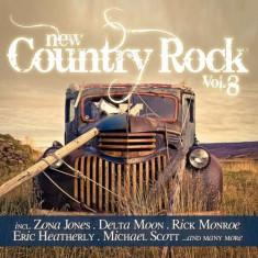 V/A - New Country Rock Vol.8 ( 1 CD ) - Muzica Country