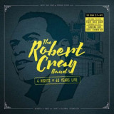Robert Cray - 4 Nights Of 40.. ( 2 CD + 1 DVD ) - Muzica Blues