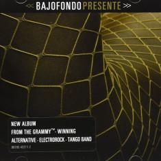 Bajofondo - Presente ( 1 CD ) - Muzica Latino