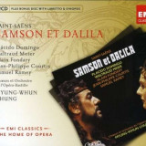 C. Saint-Saens - Samson Et Dalila + Cdrom ( 3 CD )