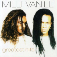 Milli Vanilli - Greatest Hits ( 1 CD ) - Muzica Dance