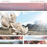 All People - Learn Forget Repeat ( 1 VINYL ) - Muzica Rock