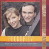 S Prokofiev - Sonaten Fur Violine & Kla ( 1 CD )